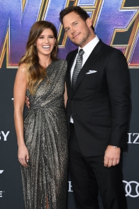 Katherine Schwarzenegger, Chris Pratt