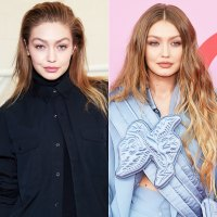 Gigi Hadid Hair Transformation