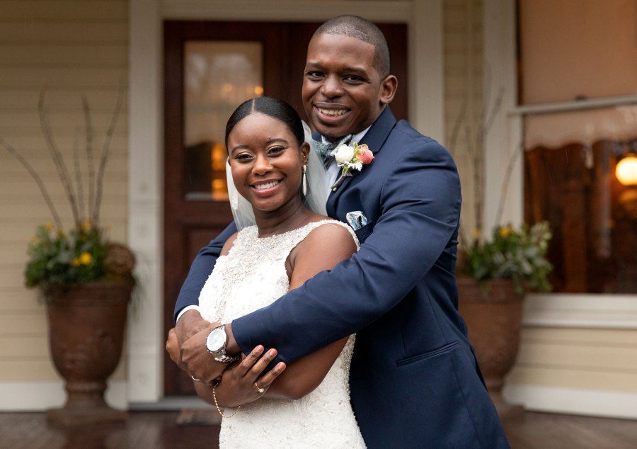 Gregory Okotie and Deonna McNeill Recap Married at First Sight Season 9