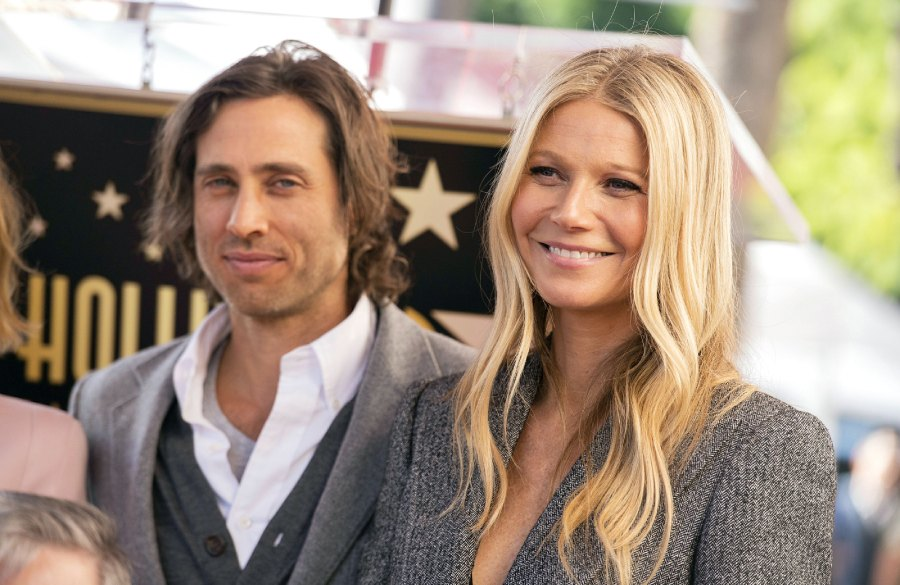 Gwyneth Paltrow Reveals She and Husband Brad Don't Live Together Yet