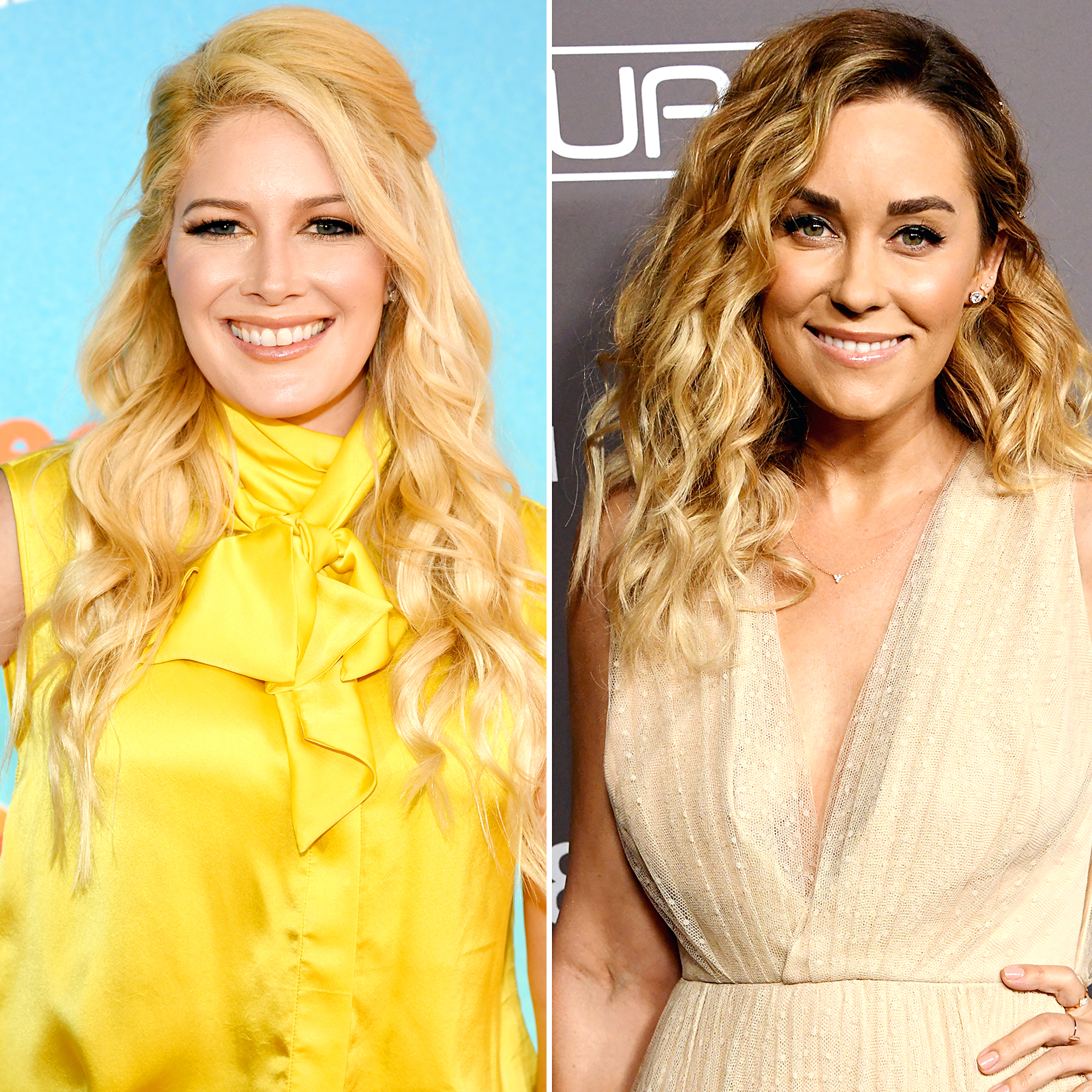 Heidi Montag Is Excited Lauren Conrad Isn T On The Hills