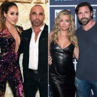 Hottest Real Housewives Husbands Melissa Joe Gorga Denise Aaron Phypers