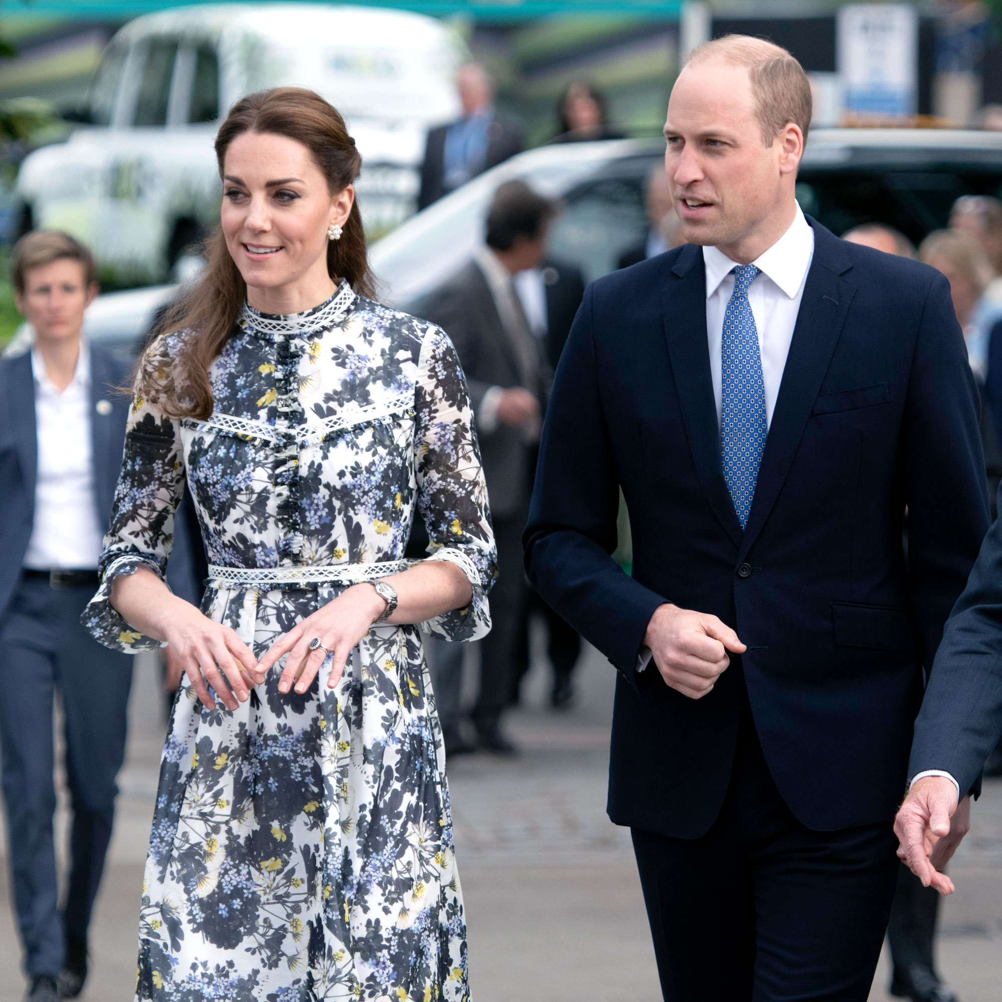 How Prince William and Duchess Kate Bounced Back After 'Hurtful' Rumors He Had an Affair