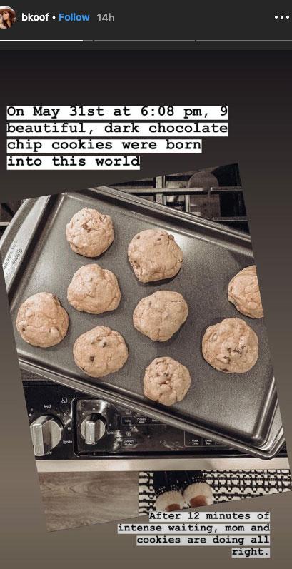 Is The Bachelorette's Becca Kufrin Shading Ex Arie Luyendyk Jr. and Lauren Burnham Cookies