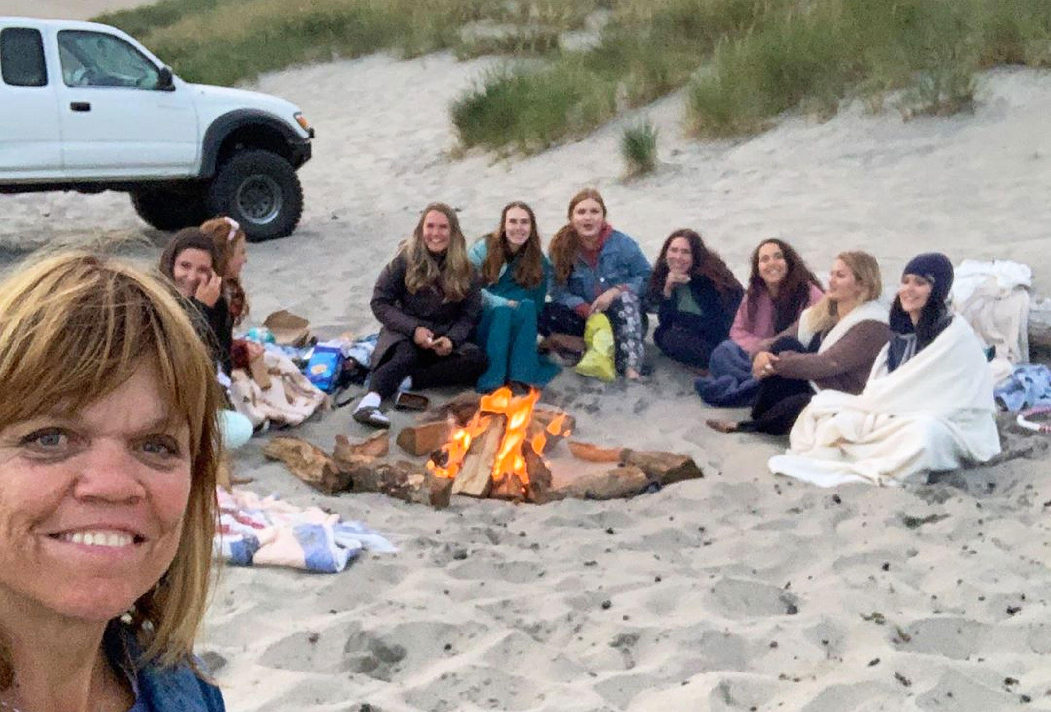 Isabel Rock Celebrates Bachelorette Party With Future Mom-in-Law Amy Roloff