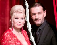 Ivana Trump and Rossano Rubicondi Split