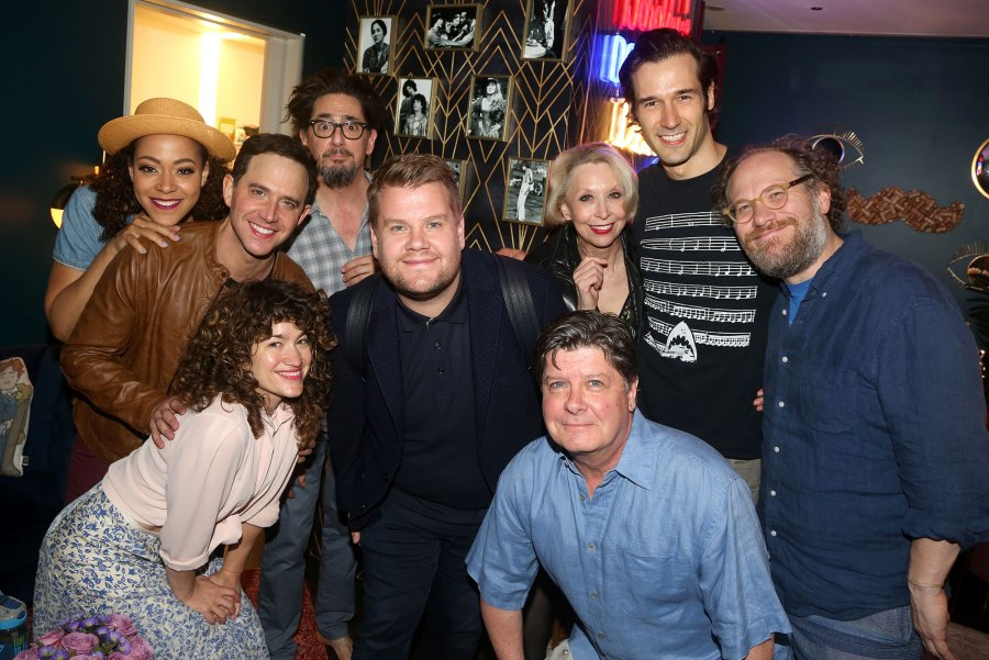 James Corden and the Cast of Tootsie The Musical Complete List of Winners Tony Awards 2019