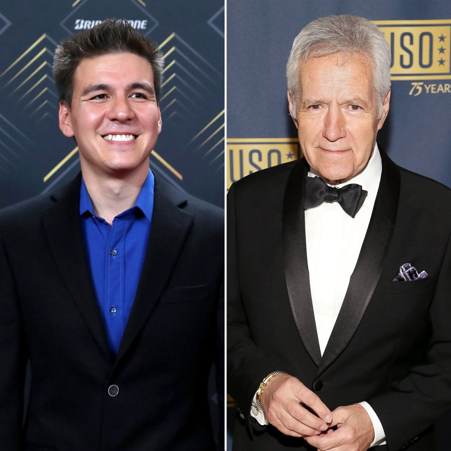 James Holzhauer Jeopardy Champion and Alex Trebek Smile Cancer Charity
