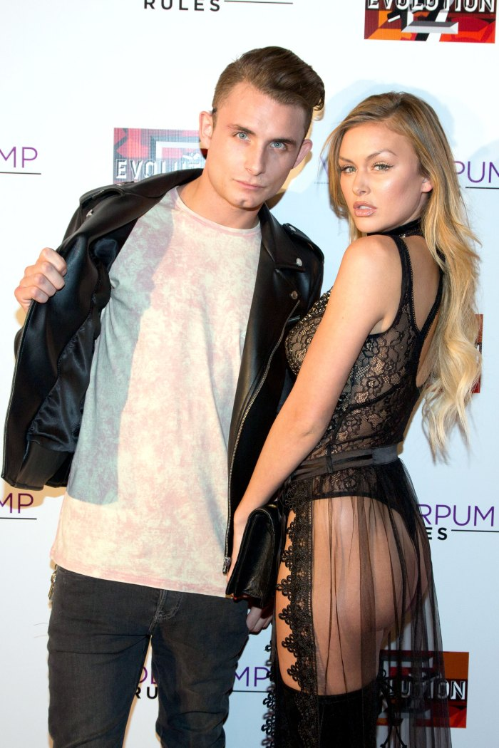 James Kennedy and Lala Kent Reunite in the Studio: 'Glad to Have My Friend Back'