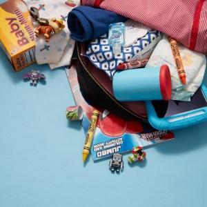 Jason Biggs: What's in My Diaper Bag?