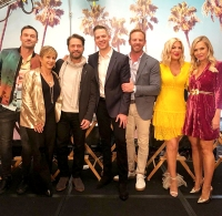 Jason Kennedy Drops In BH90210 Everything We Know