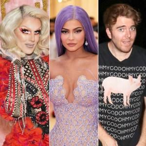 Jeffree Star and Shane Dawson Shade Kylie Jenner's Skincare Line