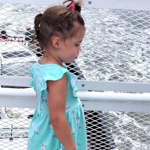 Jenelle Evans Mom Takes Ensley Jace Aquarium