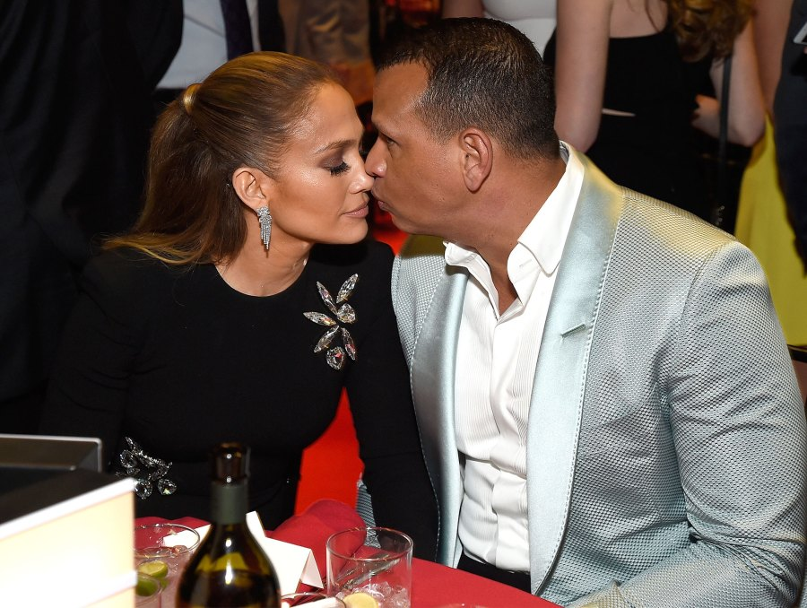 Jennifer Lopez and Alex Rodriguez Jokes Investing in Blinds Intrusive Photo