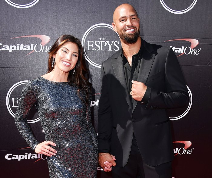 Hope Solo Miscarriage Twins Elle Magazine