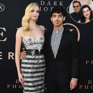 Joe Jonas Parents Learned Wedding Sophie Turner Online
