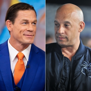 John Cena Says He's 'Forever Indebted' to Vin Diesel For 'Fast and Furious' Role