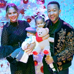 John Legend Reveals His Father's Day Plans Cannes