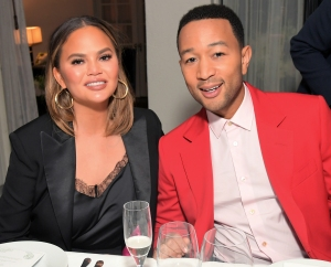 John Legend Says Chrissy Teigen Gets Mom-Shamed