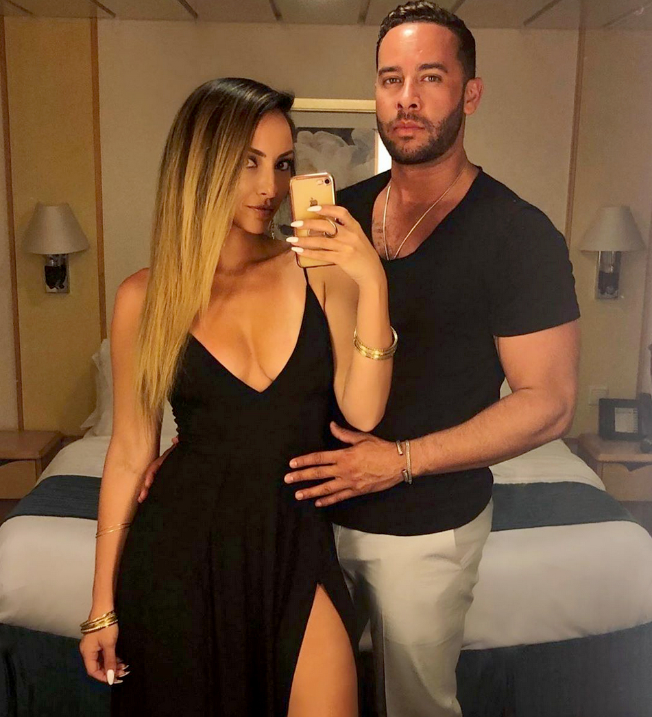 90 Day Fiance's Jonathan Rivera with Janelle Miller