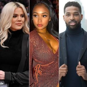 Jordan Craig 'Questions' Khloe Kardashian Tristan Thompson Timeline