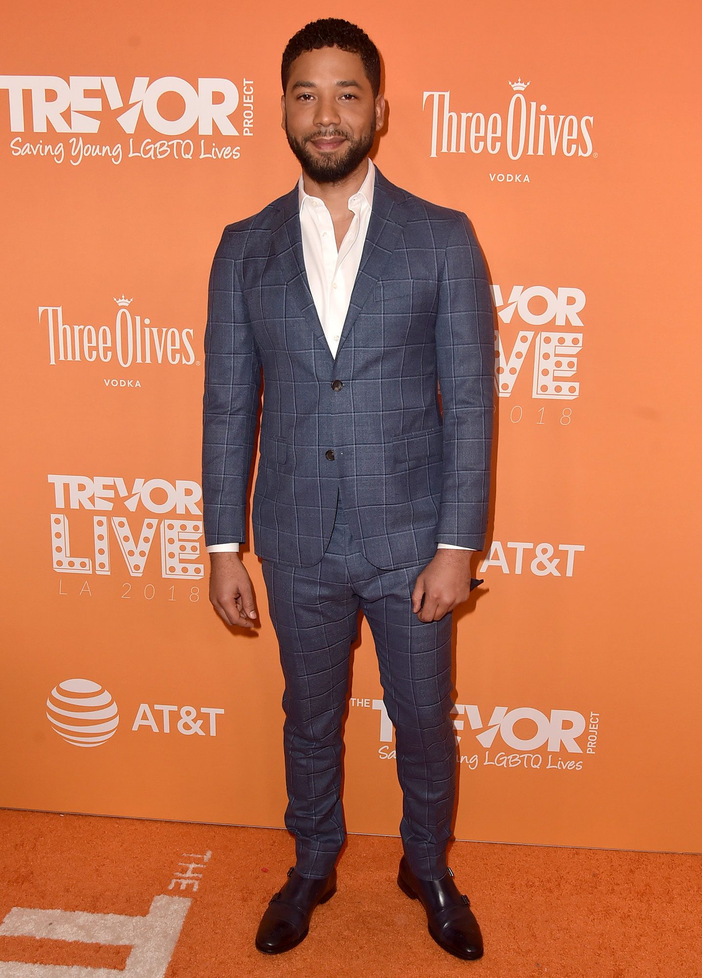 Jussie Smollett Returns To Instagram