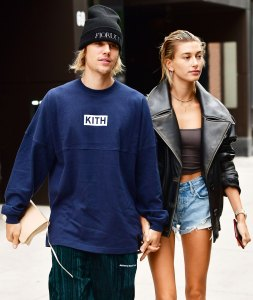 Justin and Hailey Bieber Out in Brooklyn September 14, 2018