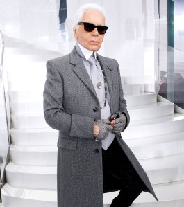 Karl Lagerfeld Is Launching a Posthumous Makeup Line With L'Oreal Paris