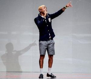Karl Lagerfeld Homage Pharrell Performs June 20, 2019