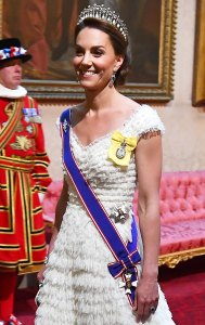 Kate Middleton Lover's Knot Tiara