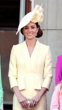 Kate Middleton Trooping the Color Most Stunning Fashion Moments