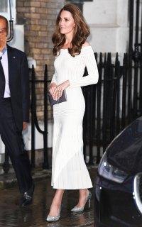 Kate Middleton White Dress June 12th