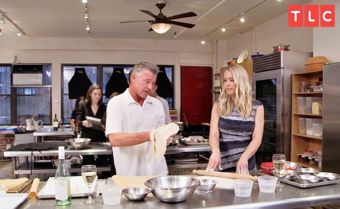 Kate Gosselin Late Plus Date Frustration Pizza Making