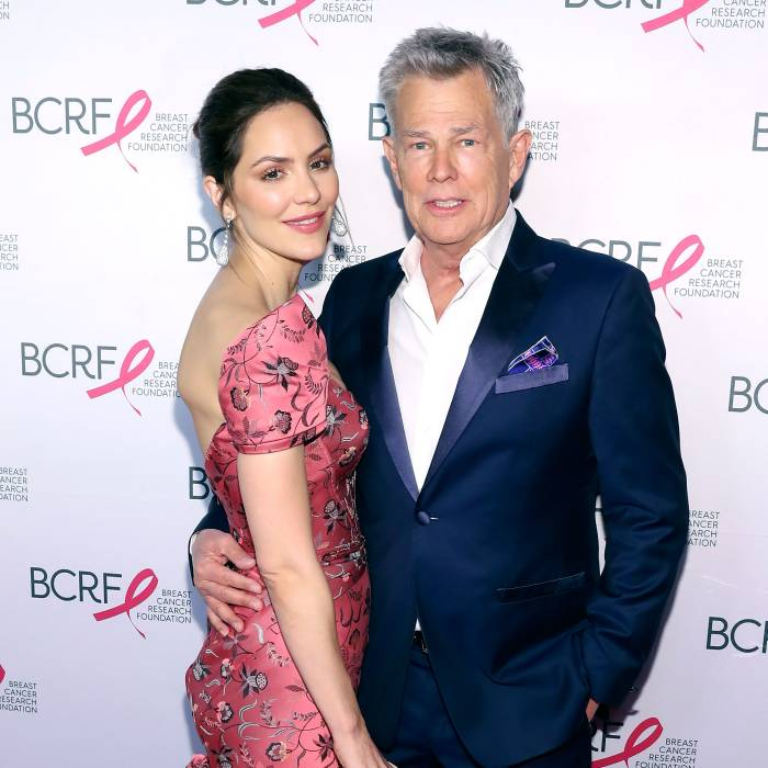 Katharine McPhee Shouts Out to Fiance David Foster After Final 'Waitress' Show