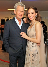 Katharine McPhee and David Foster Wedding