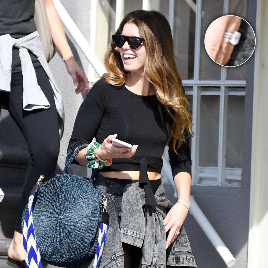 Katherine Schwarzenegger Spotted in First Outing Since Chris Pratt Wedding, Reveals Ring