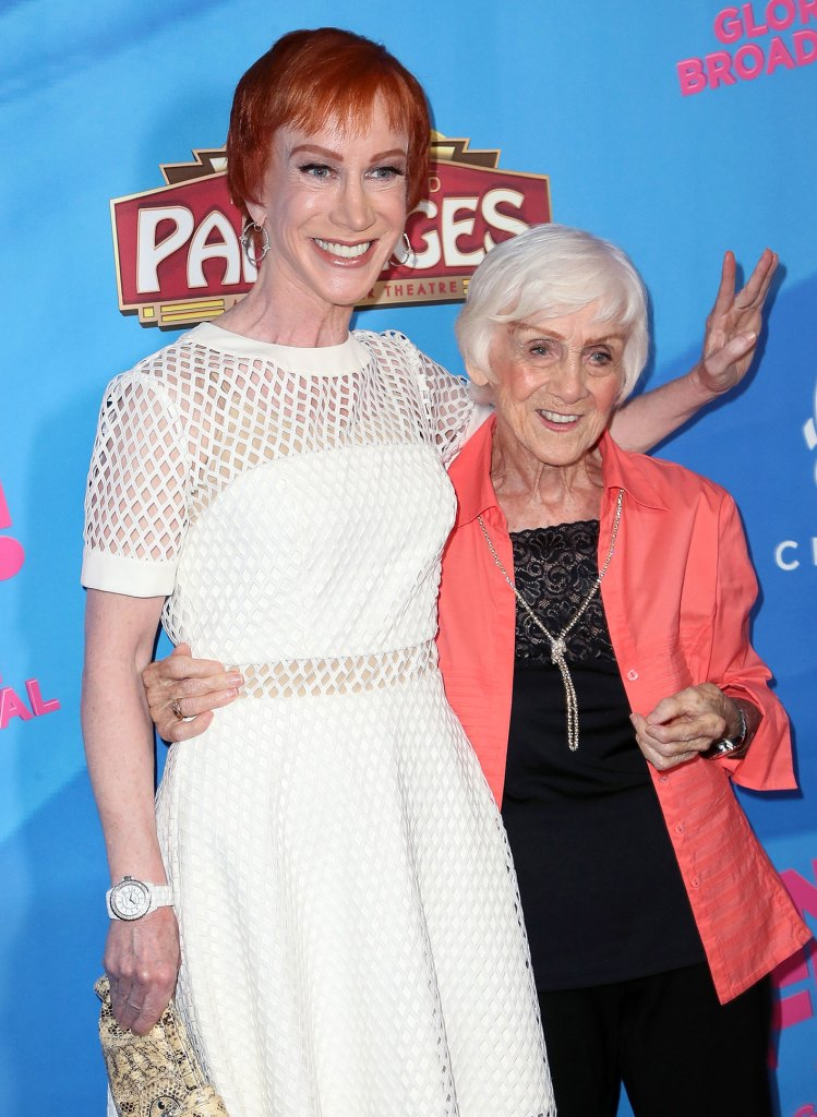 Celebrity Health: Kathy Griffin and Maggie Griffin Dementia Is Worsening