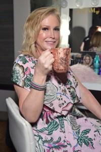 Kathy Hilton On Real Housewives of Beverly Hills Lisa Vanderpump