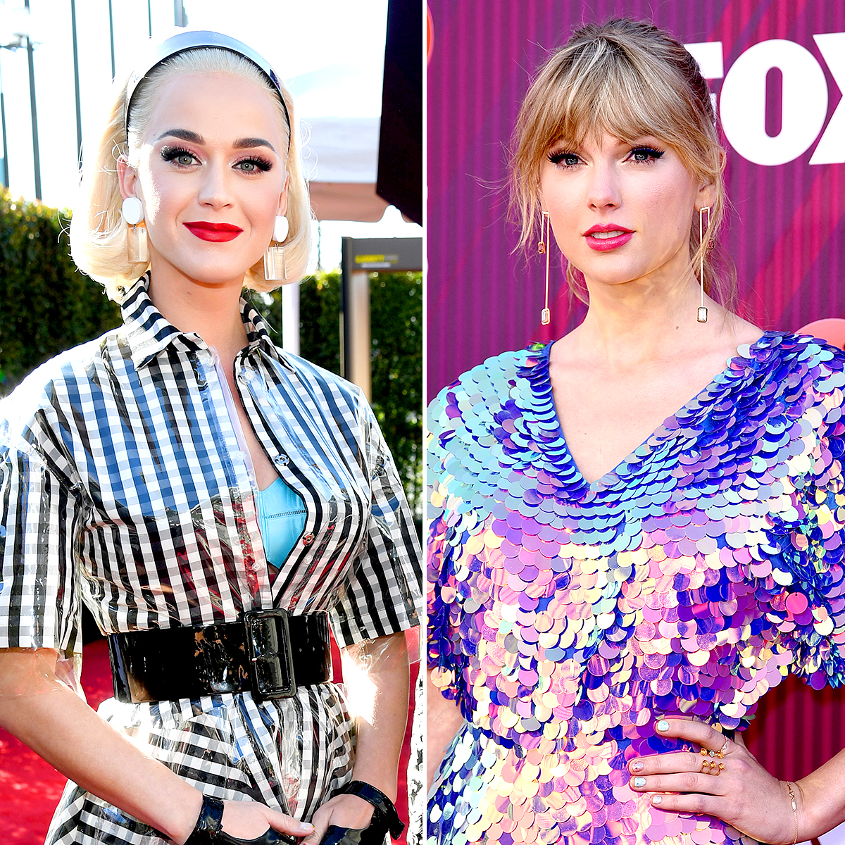 A Look Back at Katy Perry and Taylor Swift's Complicated Feud