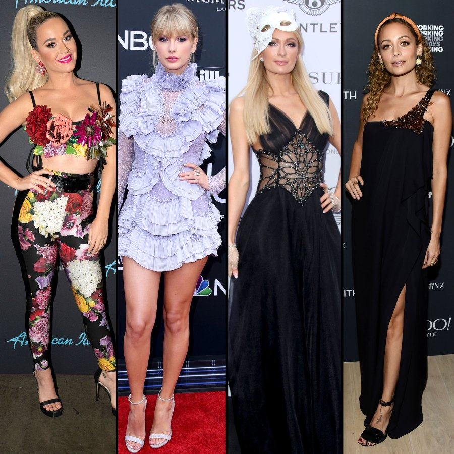 Katy Perry and Taylor Swift Paris Hilton and Nicole Richie Made Up After Feuding