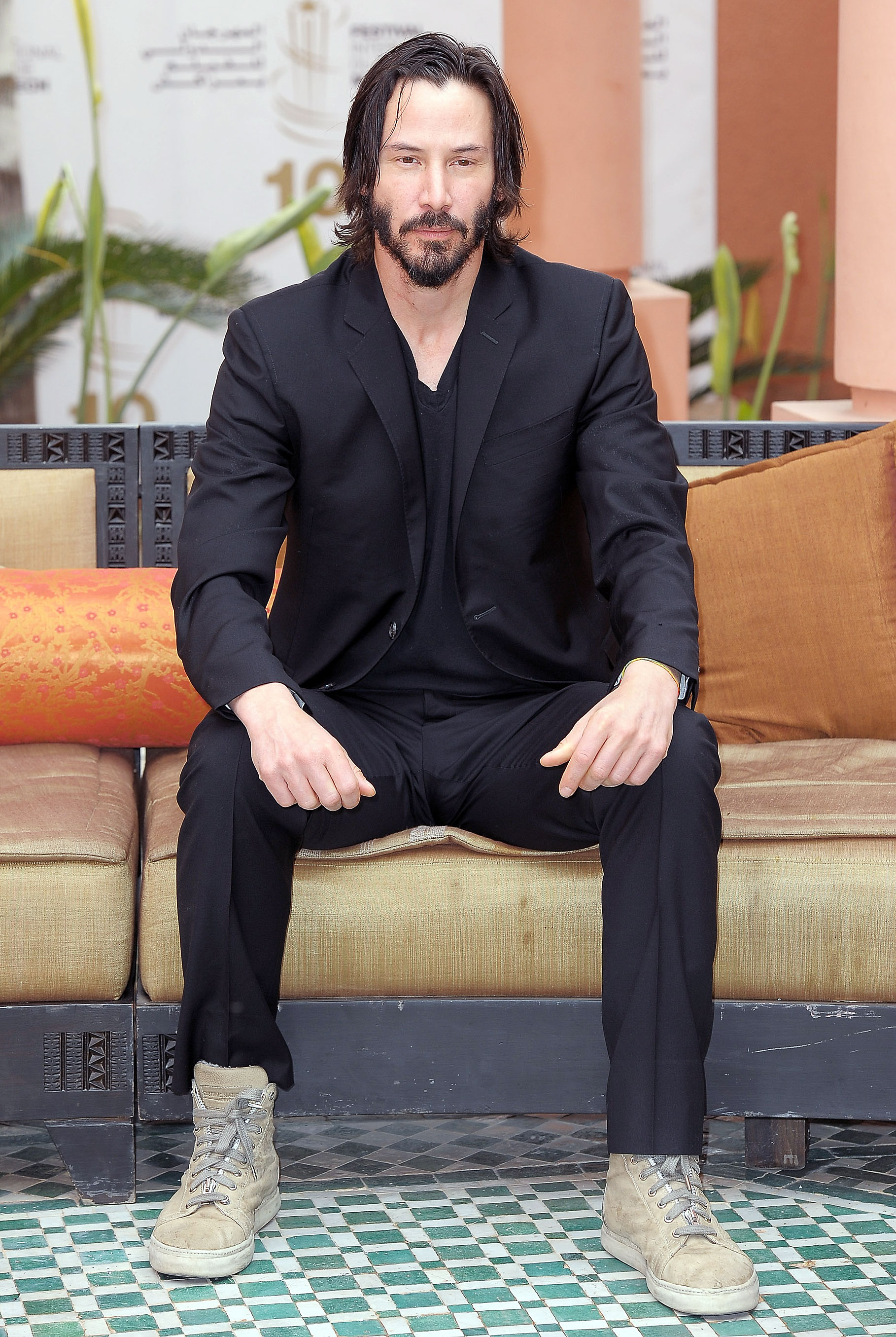 Keanu Reeves Red Carpet Fashion Hottest Looks