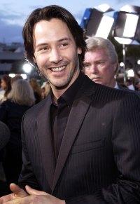 Keanu Reeves May 7th, 2003