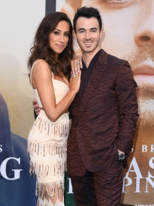 Kevin Jonas Visits Eiffel Tower With Family