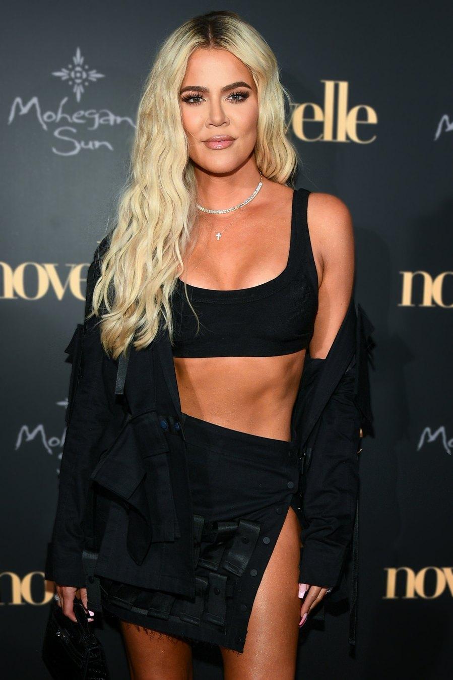 Khloe Kardashian 35th Birthday All-Pink Party