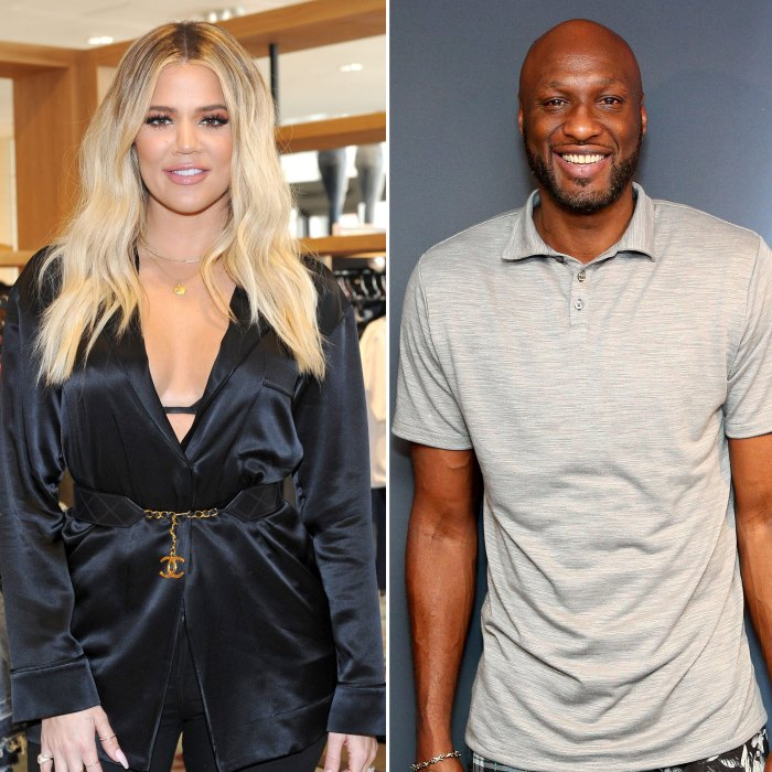 Khloe Kardashian Congratulates Ex-Husband Lamar Odom on His Book Success: 'Keep Shining'