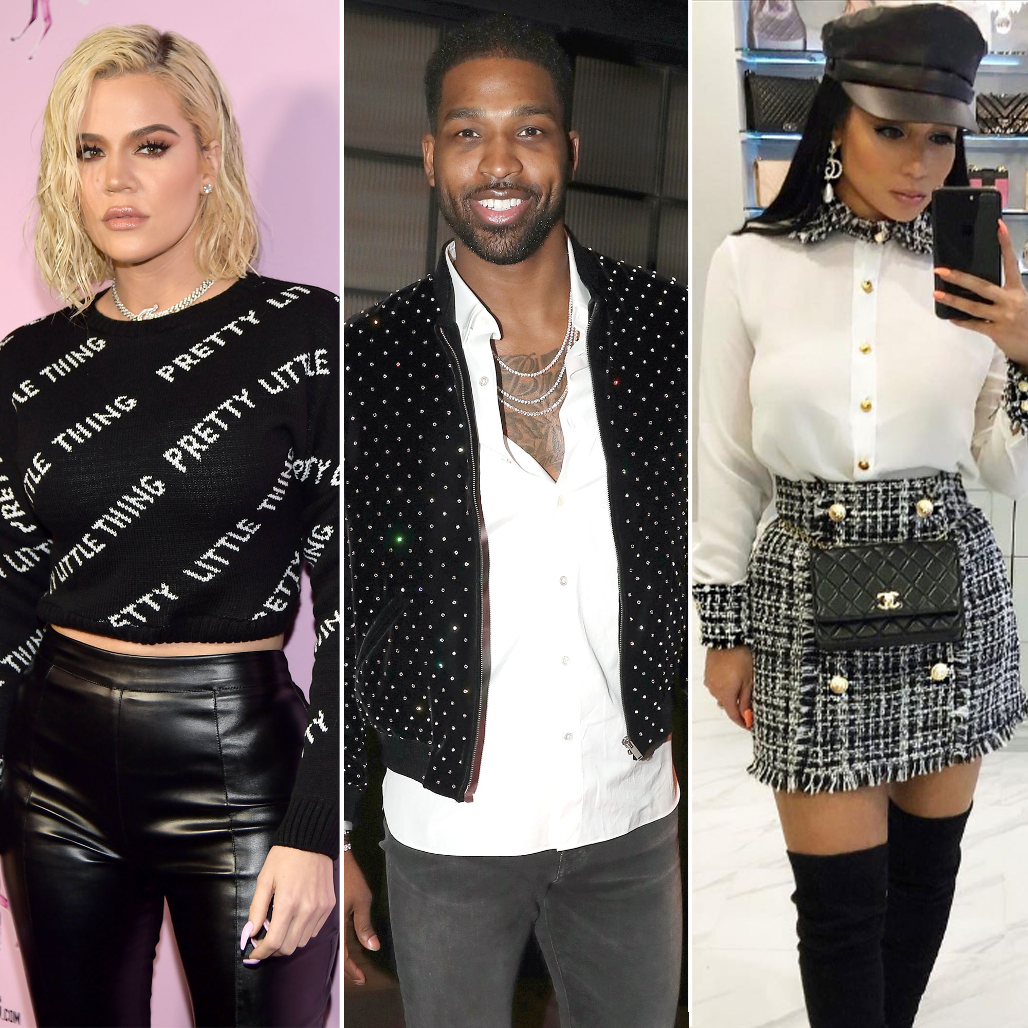 Khloe Kardashian Denies She Started Dating Tristan Thompson While He Was Still With Jordan Craig