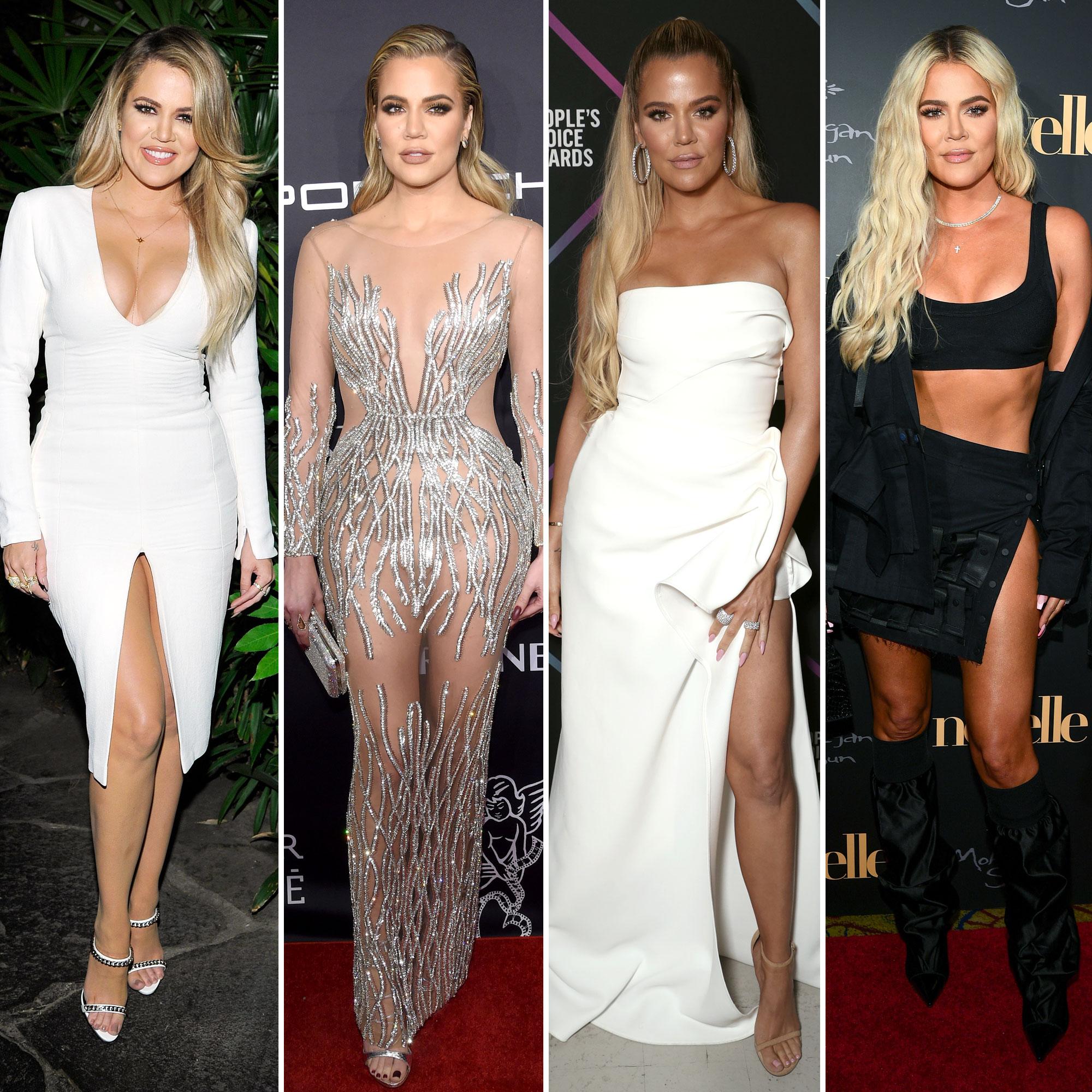 Khloe Kardashian Through The Years Reality Tv Motherhood Photos
