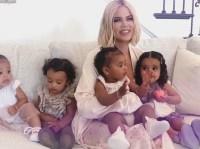 Khloe-Kardashian New-Photos-of-True,-Stormi,-Dream-and-Chicago
