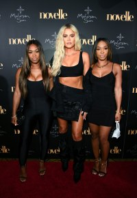 Khloe Kardashian Parties With Malika and Khadija Ahead of 'Birthday Week' Mohegan Sun Novelle