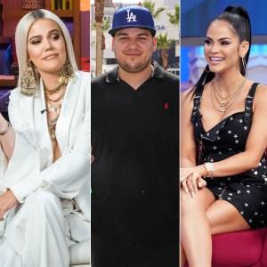 Khloe Kardashian Reacts Rob Kardashian Flirty Tweets Natti Natasha